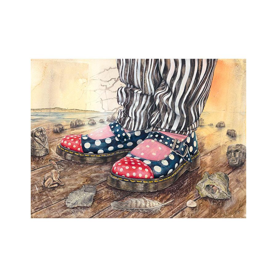 Maz's Shoes