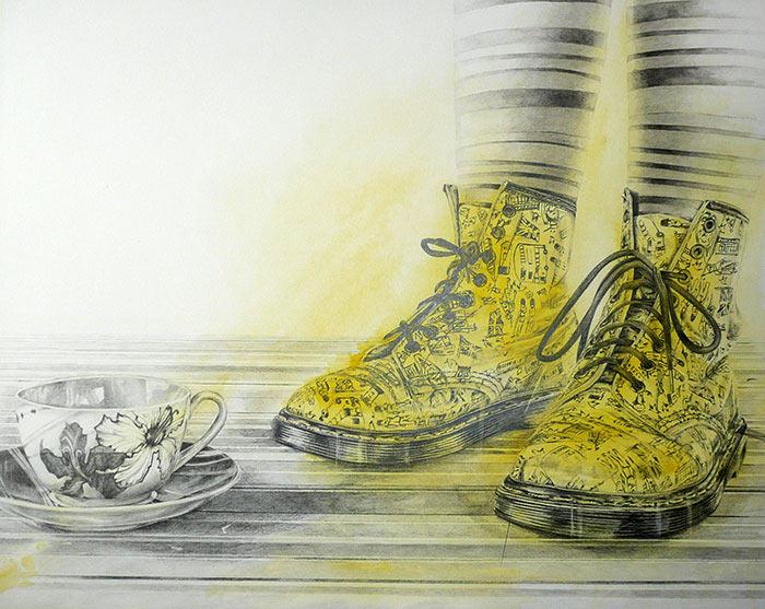 Sun – Boots – City on my Table