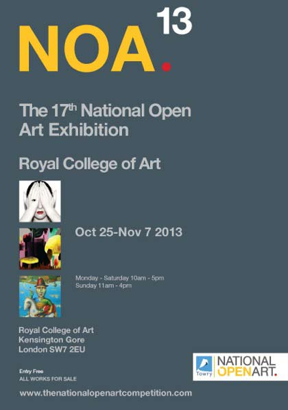 NOA - 17th National Open Art Exhibition