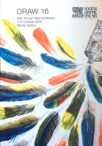 Draw 15 Mernier Gallery London