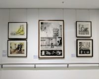The Street Gallery, University College Hospital, Euston Road, Londo